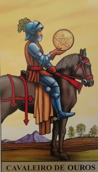 Consulta de Tarot Príncipe de Ouros