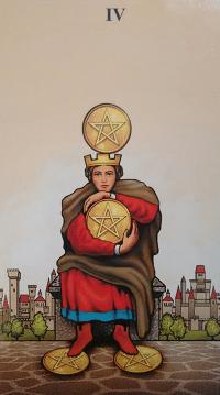 Consulta de Tarot Três de Ouros