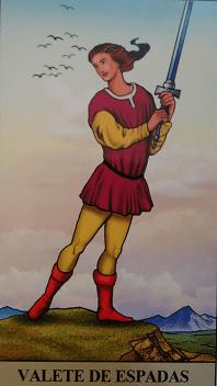Carta do baralho Ride Waite - Curso Completo de Tarot Terapêutico