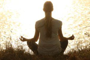 Terapia Holística - Meditação