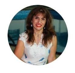 Odete Zanco terapeuta holística no Espaço Mercúrio
